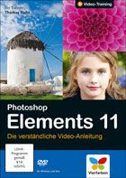 Galileo Press - Photoshop Elements 11 - Die verständliche Video-Anleitung