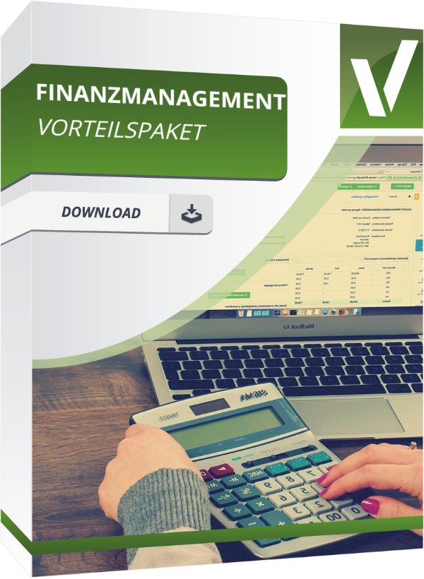 Finanzmanagement Vorteilspaket in Excel