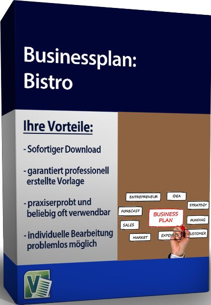 Businessplan - Bistro