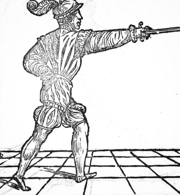 Guardia d'entrare from 1536