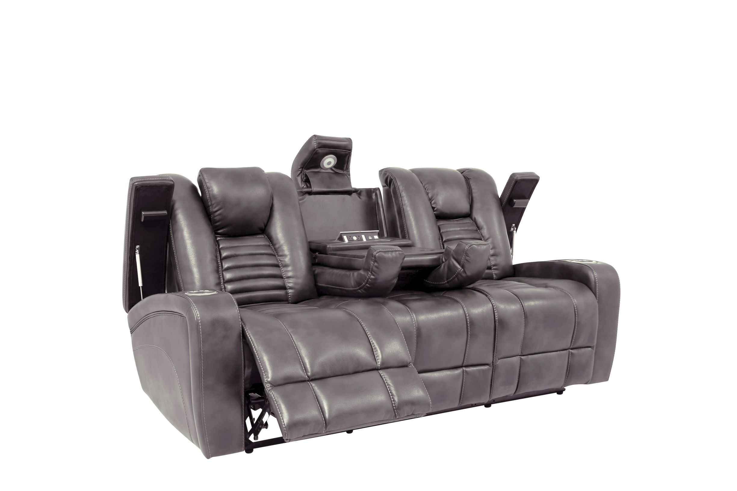 Picture of HOME THEATRE PWR REC SOFA