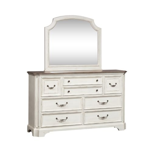 Picture of CARNABY 8 DRAWER DRESSER