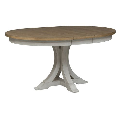 Picture of FARMHOUSE OVAL TABLE