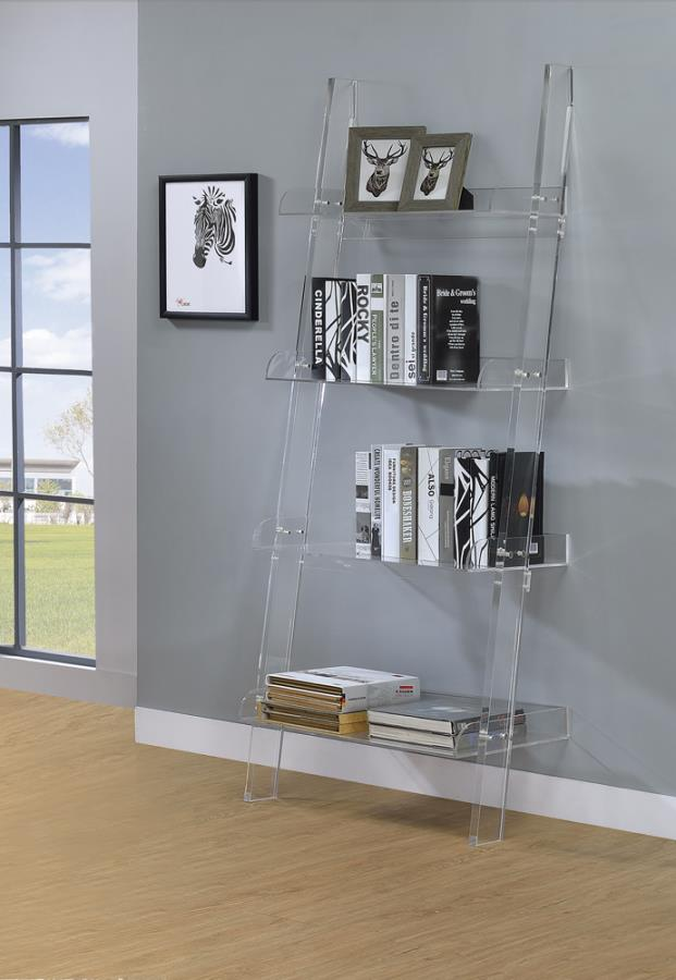 Picture of ACRYLIC LEANING SHELF