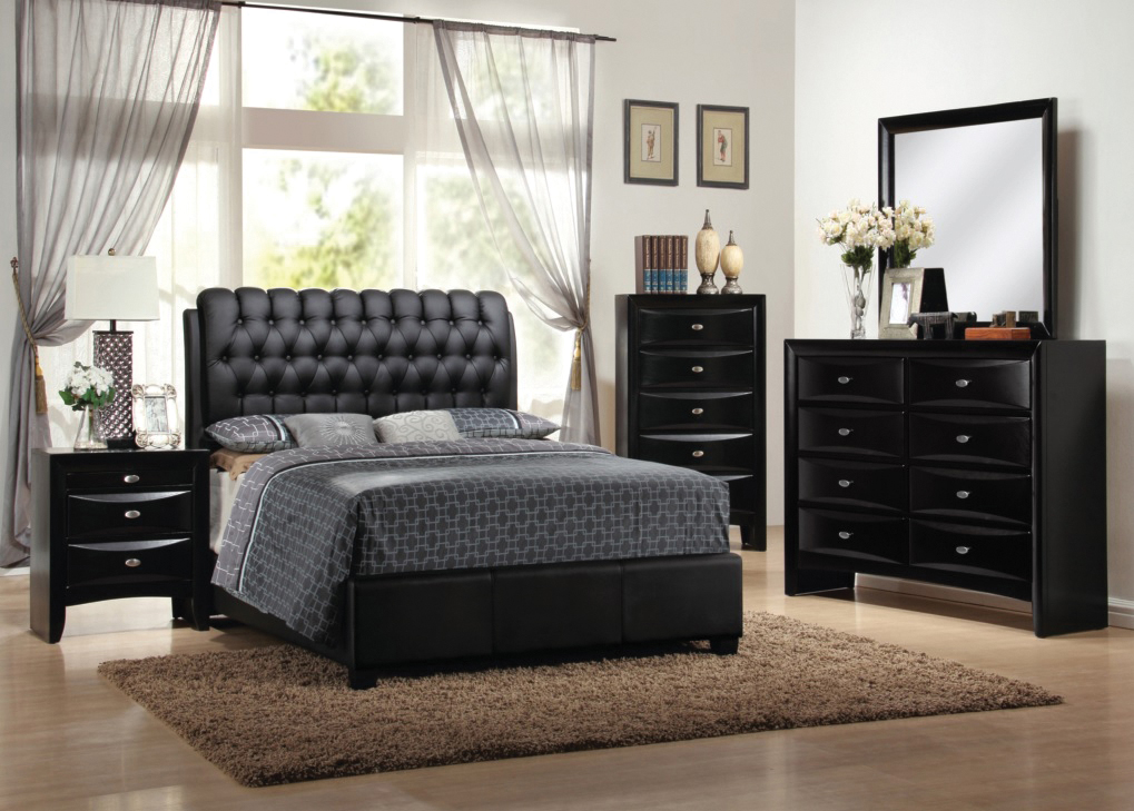 Picture of NIGHTSTAND-BLACK