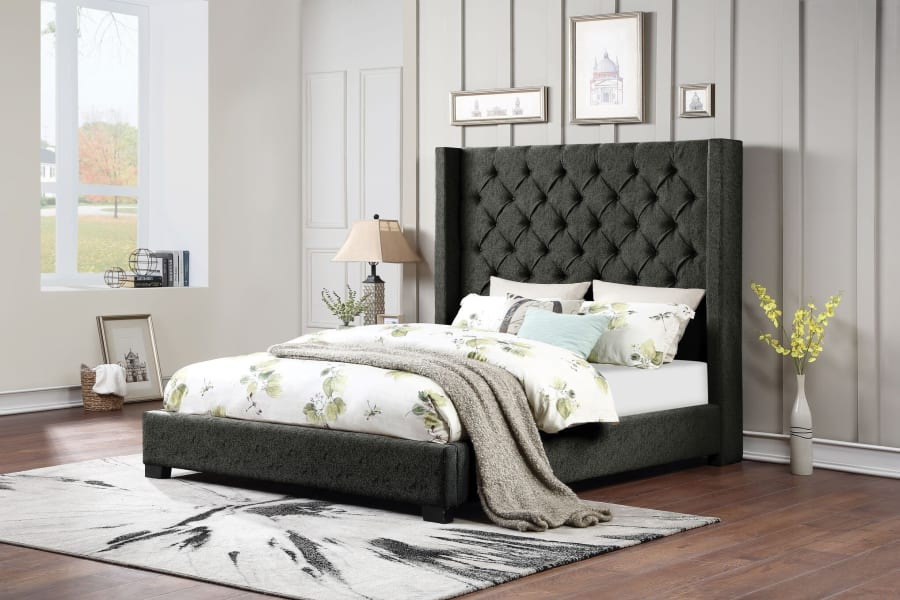 Picture of KG UPH BED-GRAY