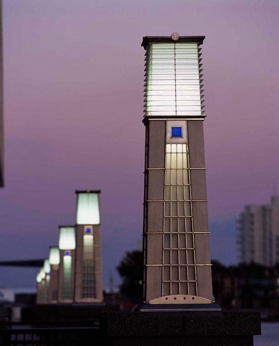 Canary Wharf Dalek