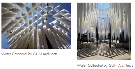 Water Cathedral by GUN Architects