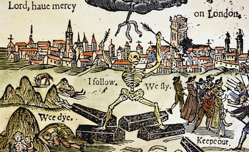 Defoe's journal of the plague year