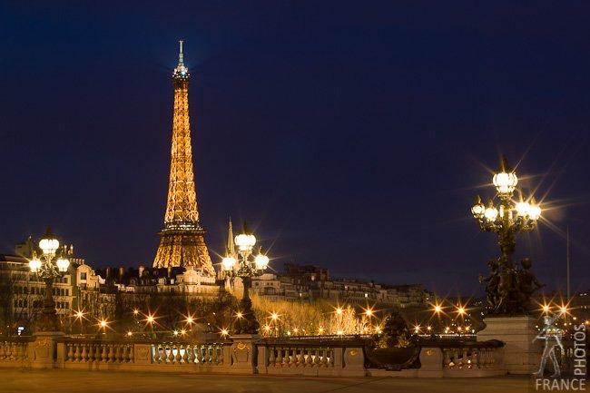Paris, the City of Light