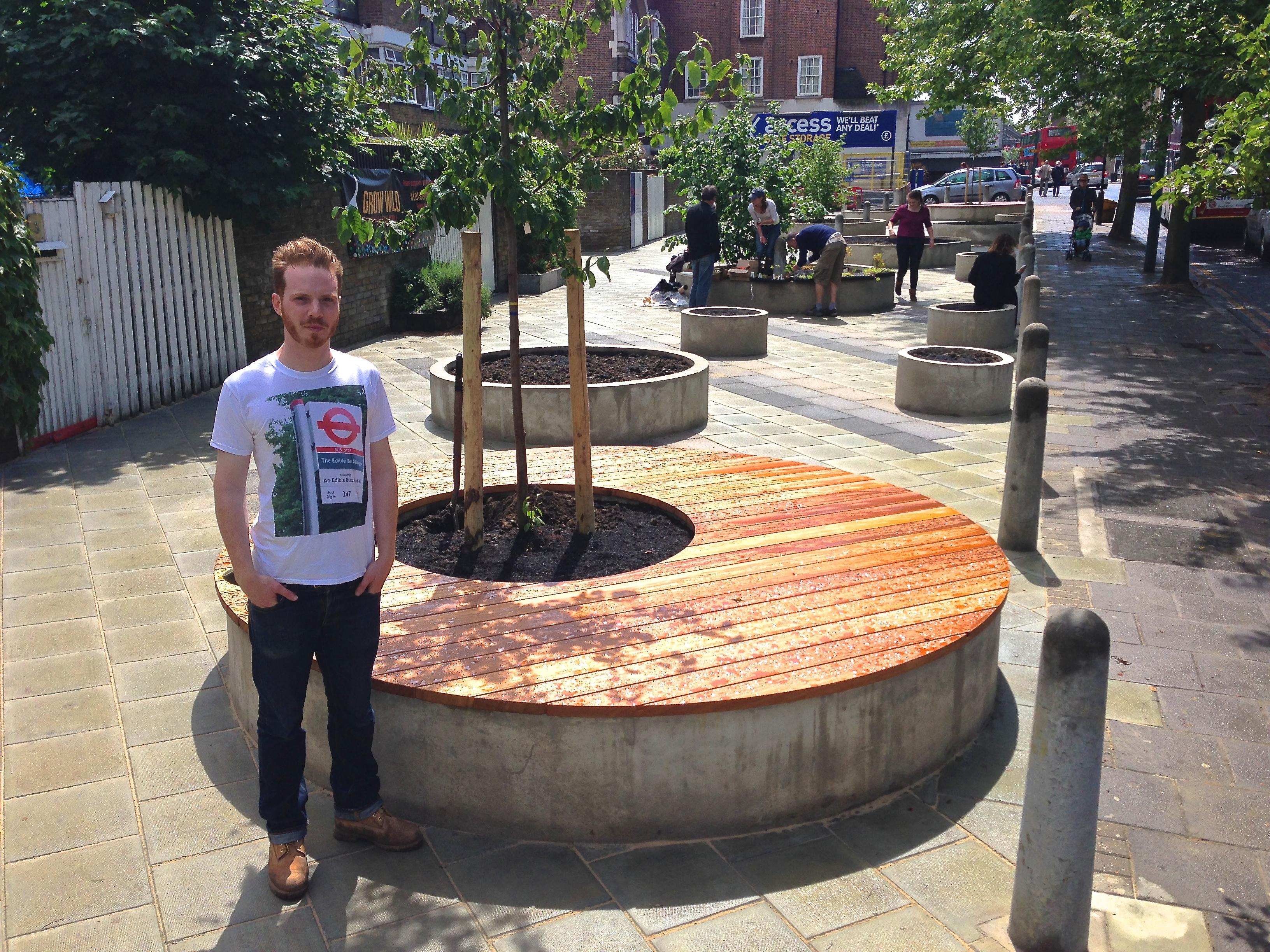 Will Sandy - Creative Director @ The Edible Bus Stop