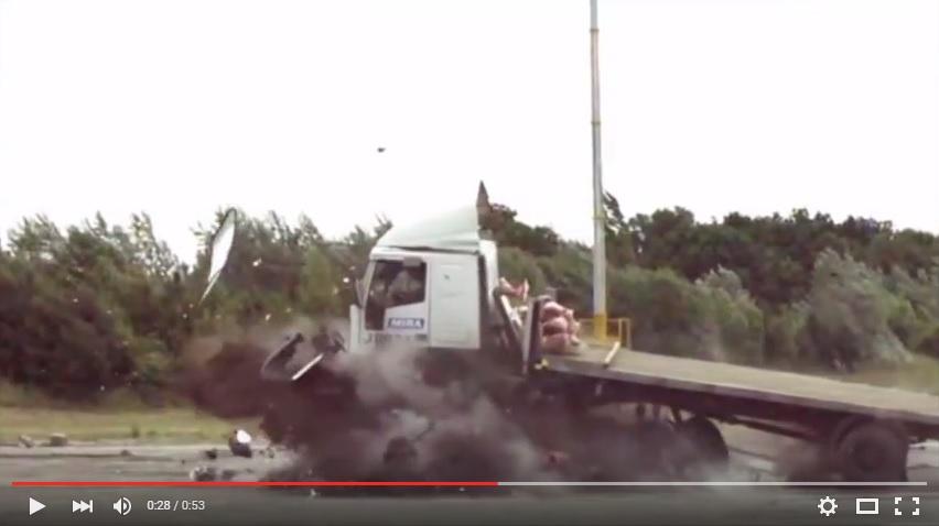 Crash Test Video