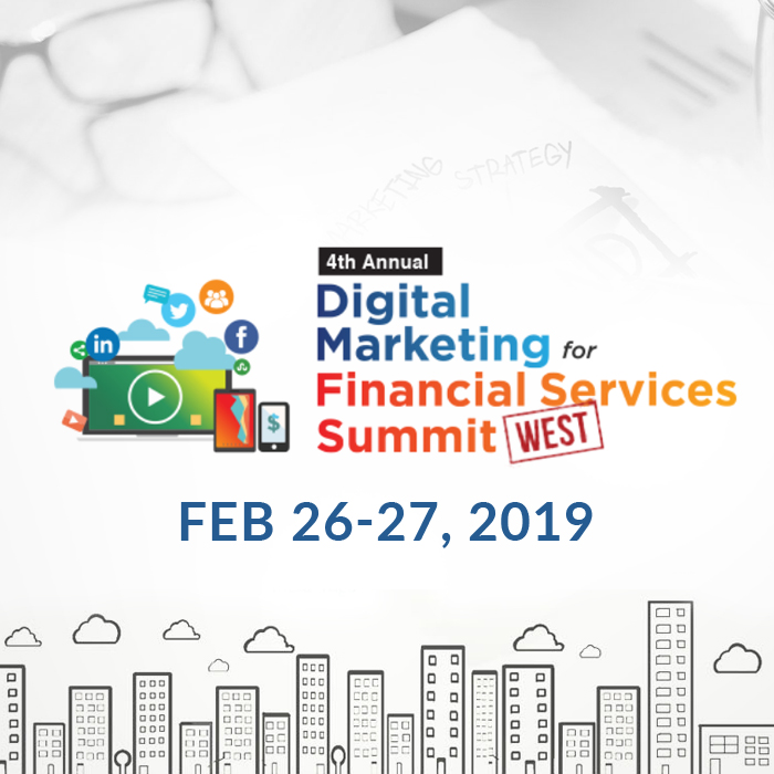 Digital Marketing for Financial Services Summit West