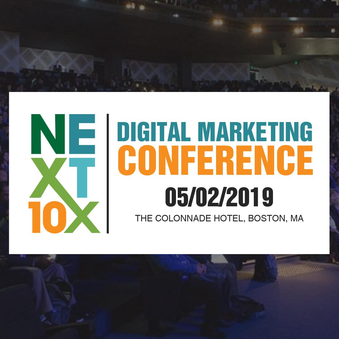 Next10x Digital Marketing Conference