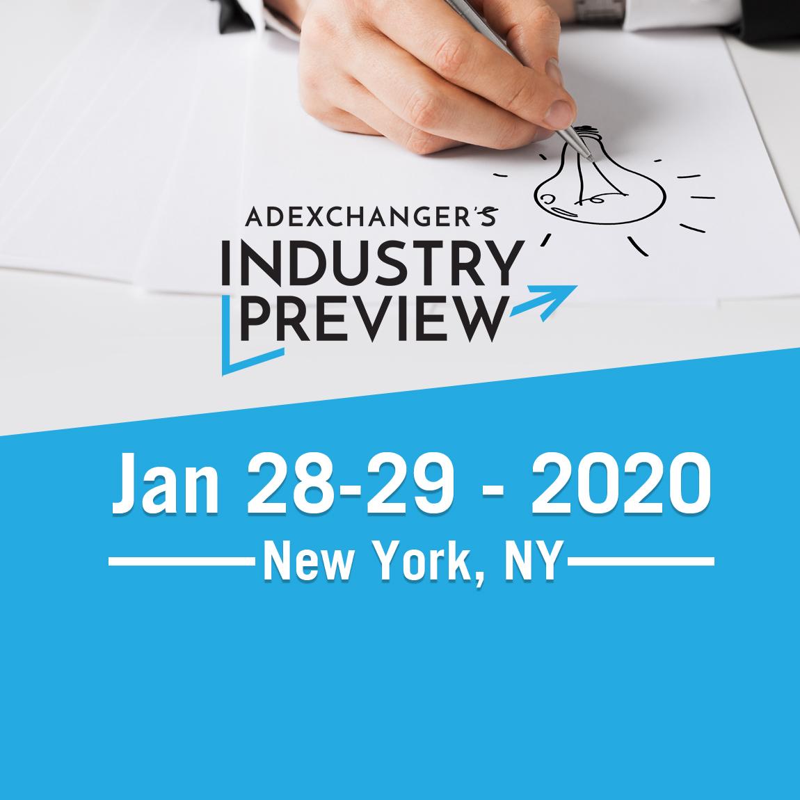 AdExchanger's Industry