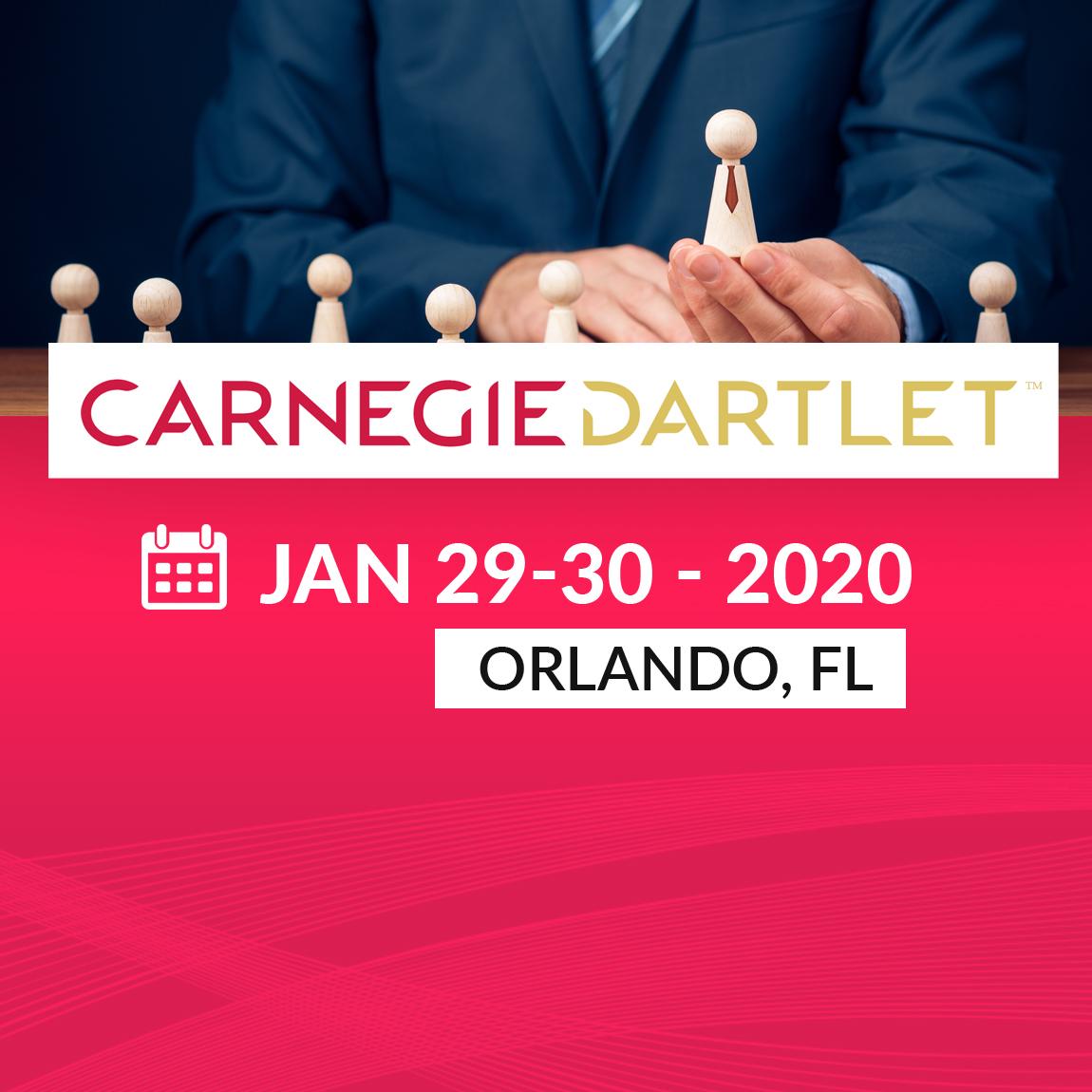 The Carnegie Dartlet Conference