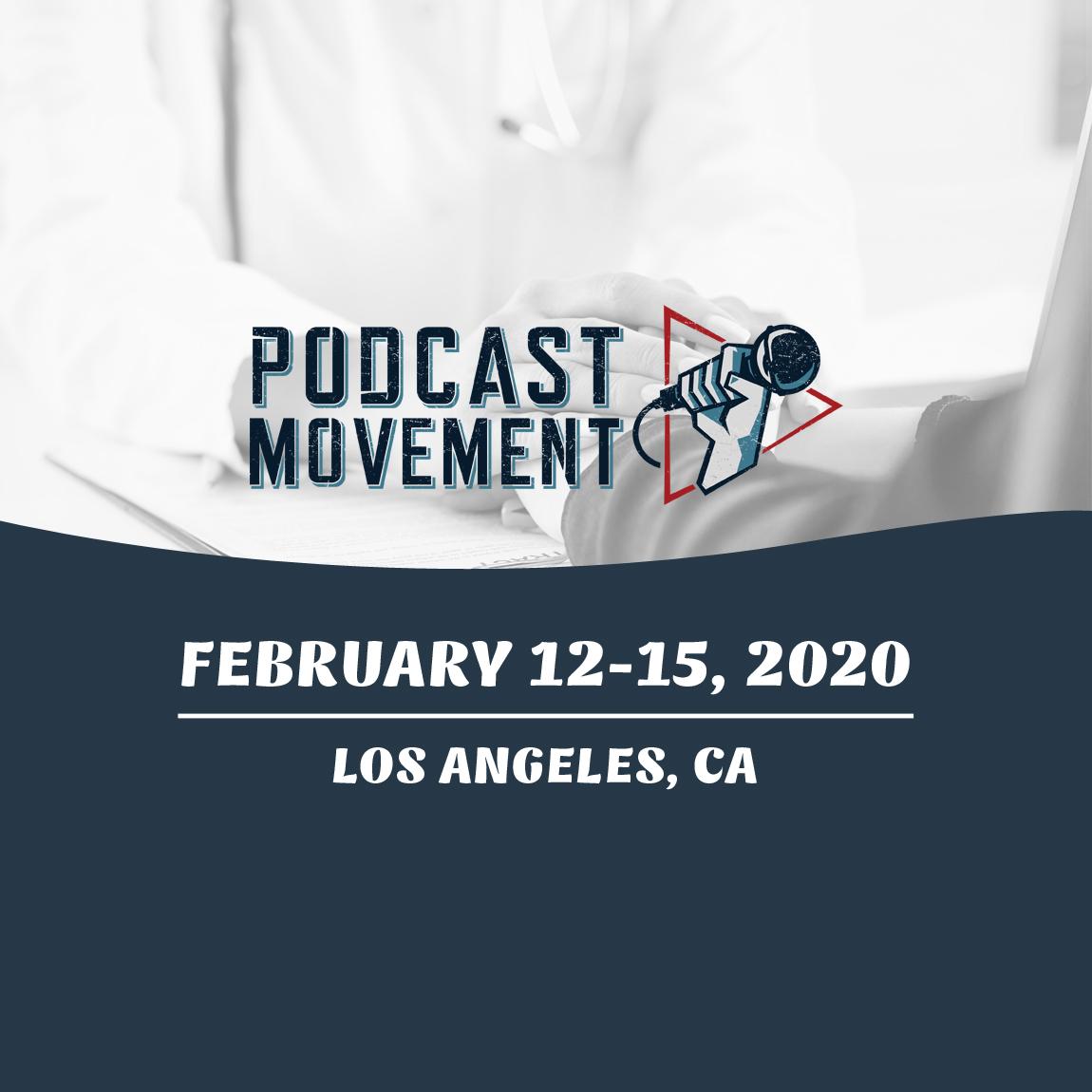 Podcast Movement Evolutions