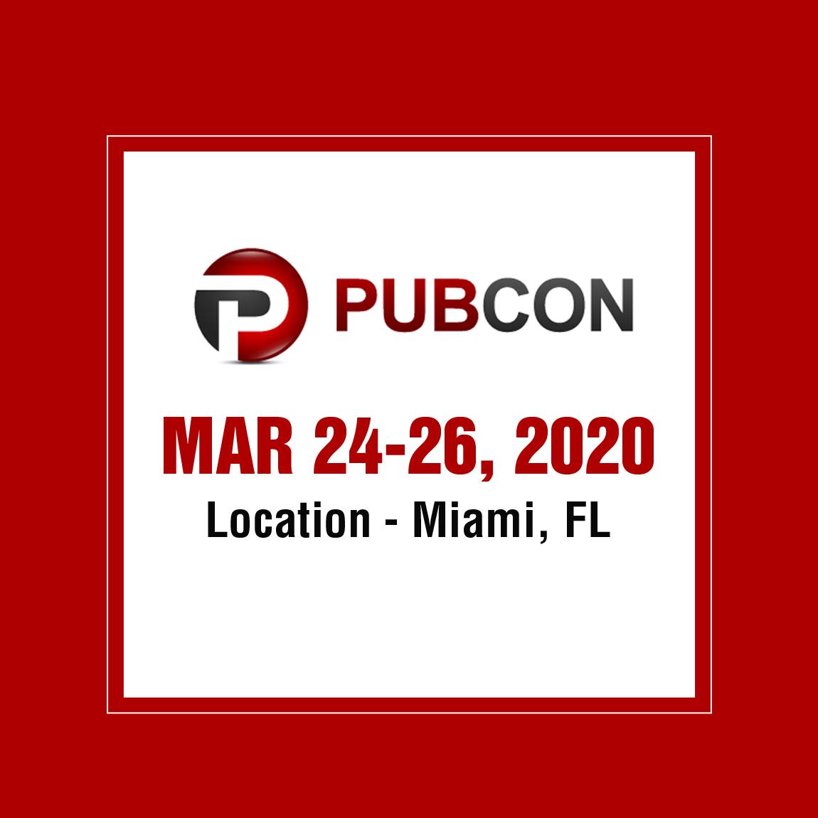 Pubcon Pro Florida