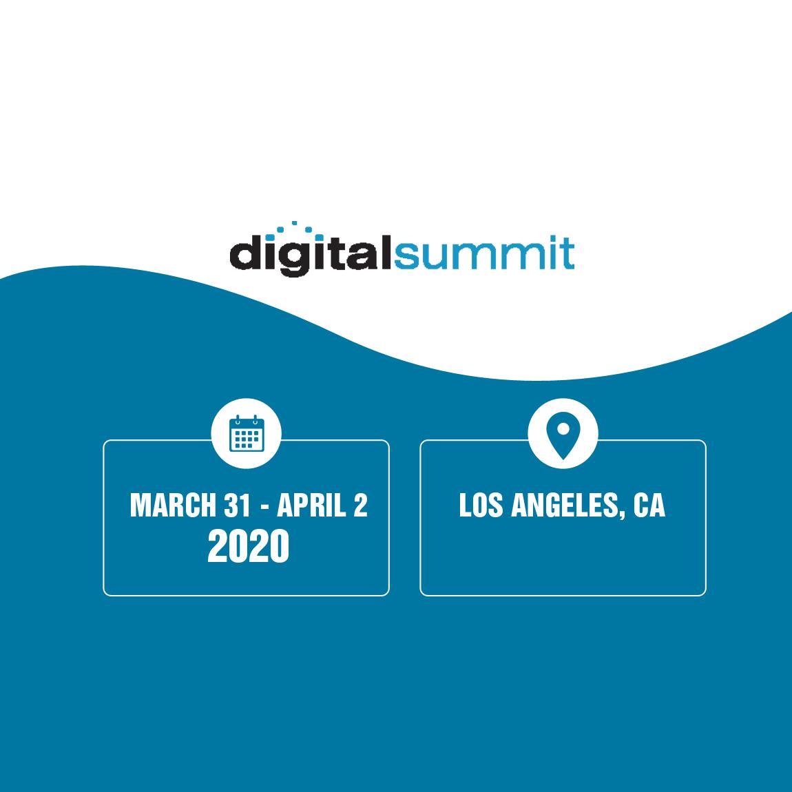 Digital Summit Los Angeles