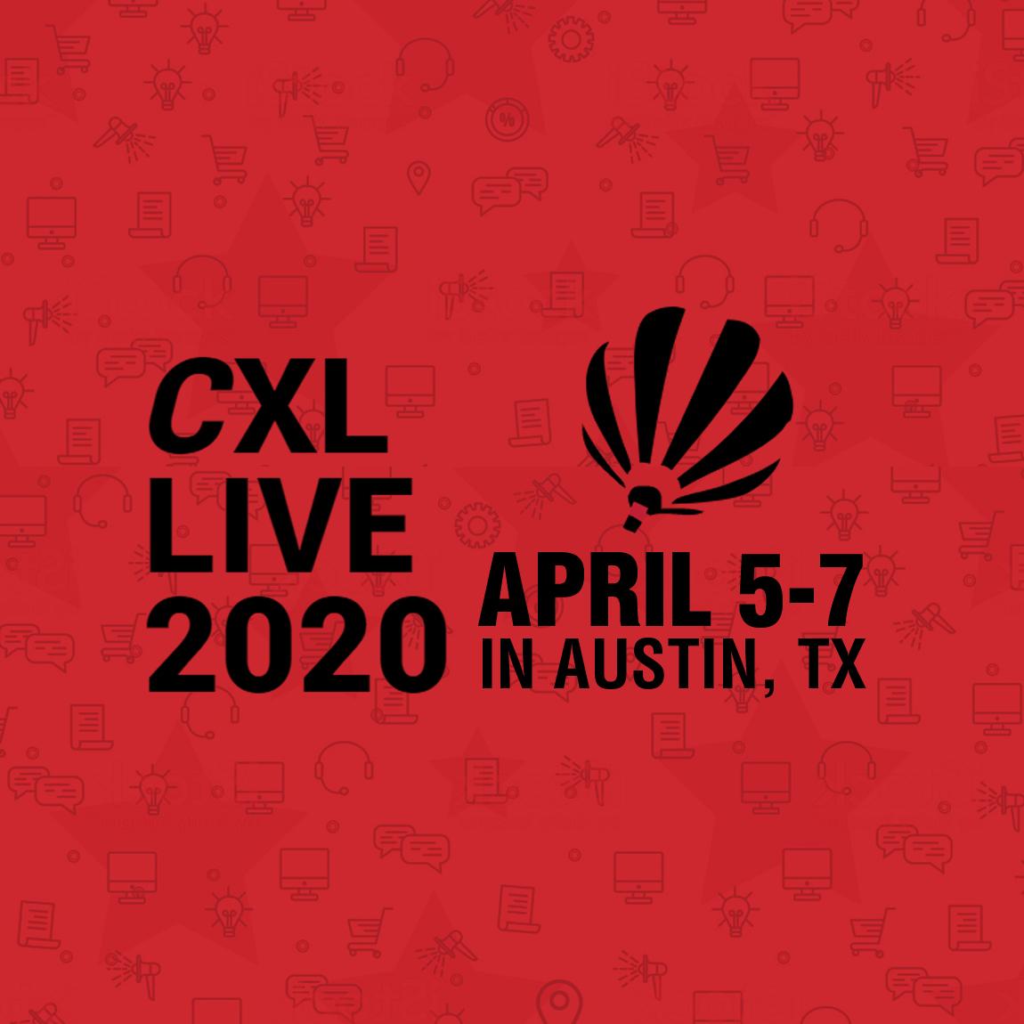 Conversion CXL Live
