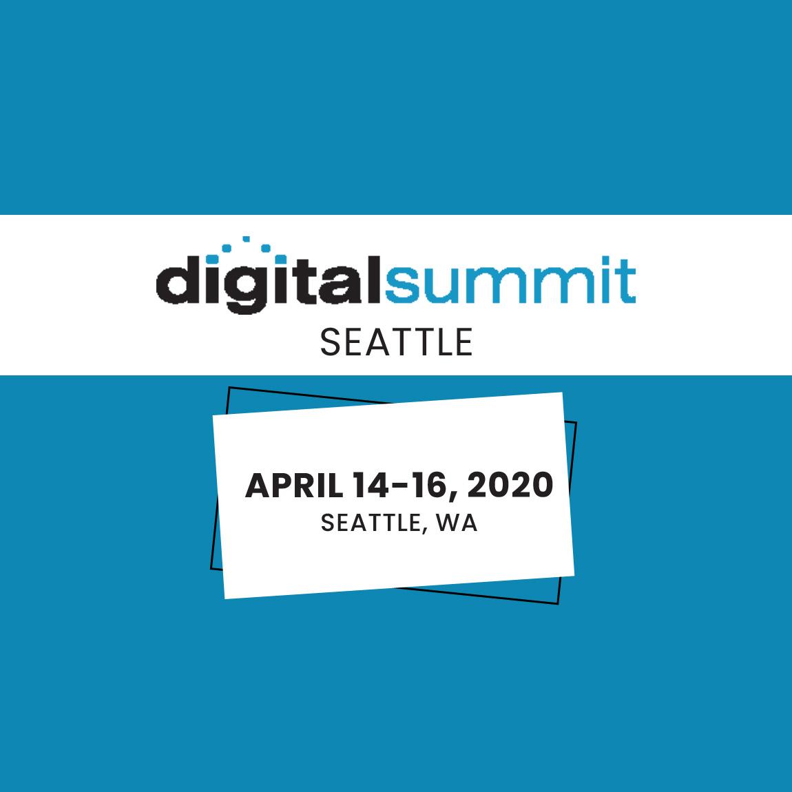 Digital Summit Seattle