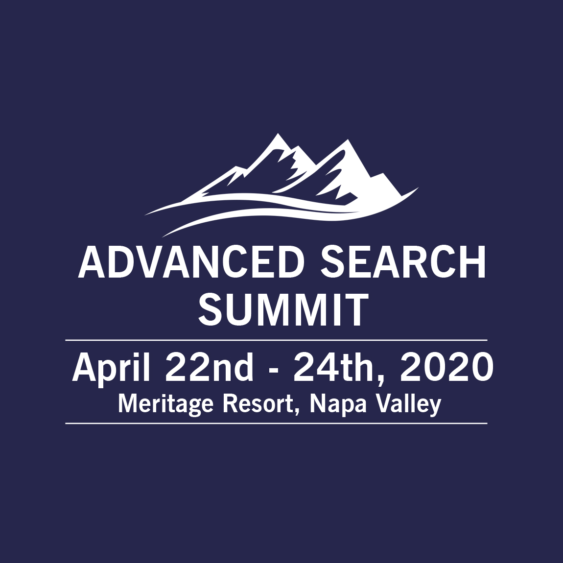 Advanced Search Summit