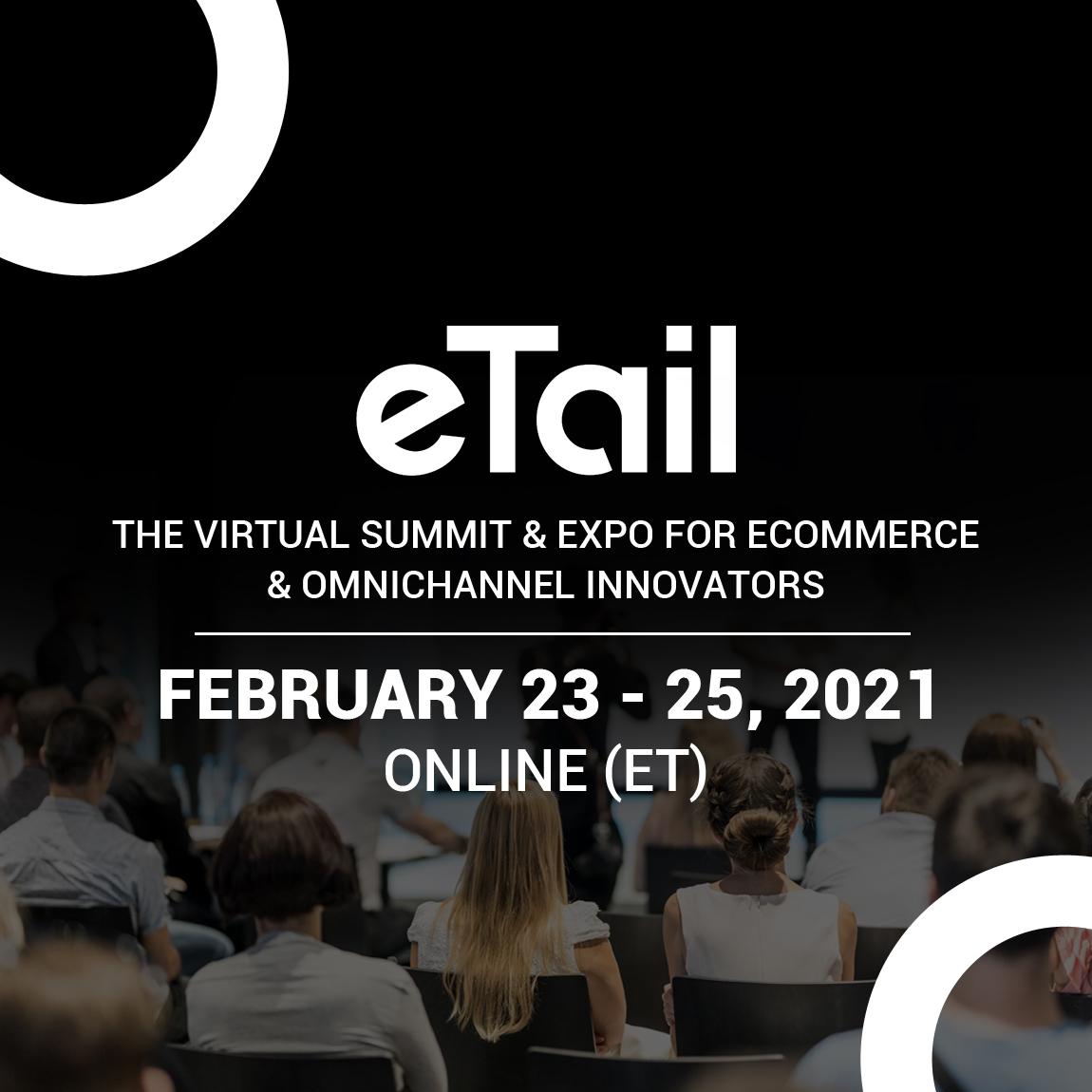 eTail Virtual Summit & Expo