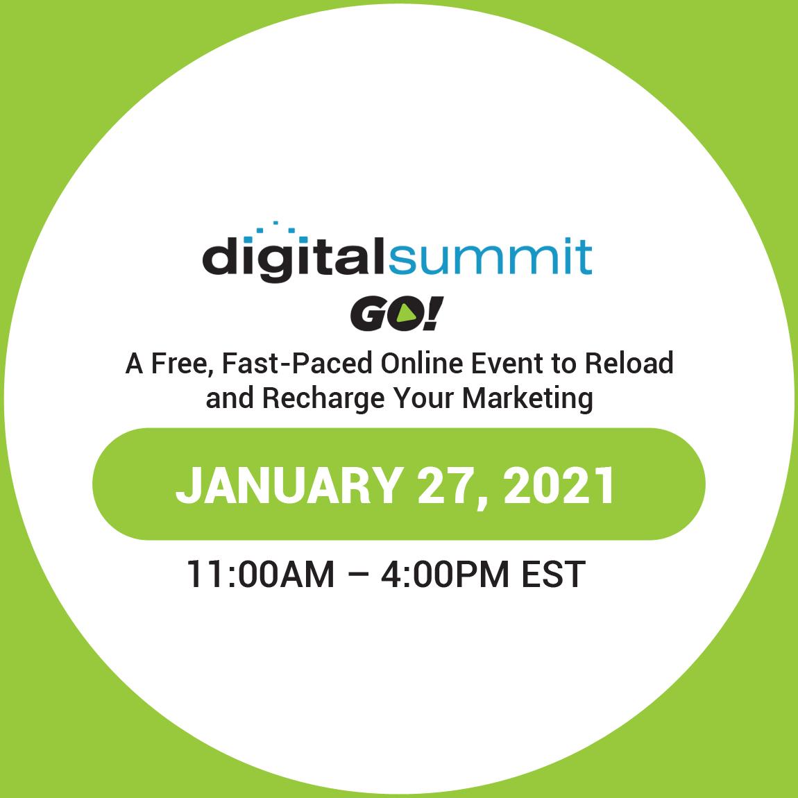 Digital Summit At Home: Content & Social