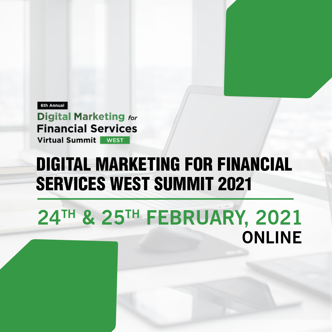 Digital Marketing for Financial Services West Summit