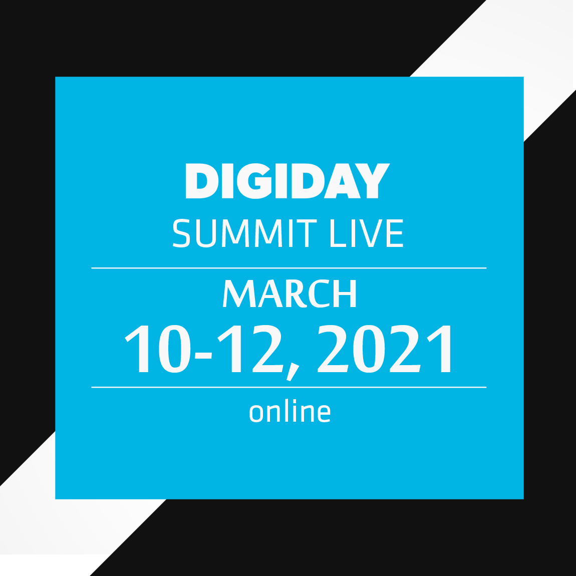 Digiday Media Buying Summit Live