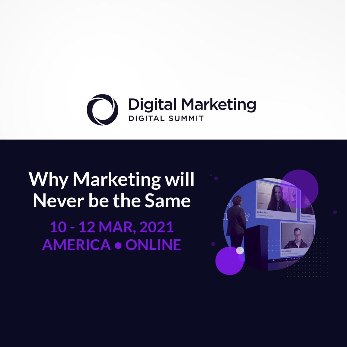 GDS Digital Marketing Summit: North America
