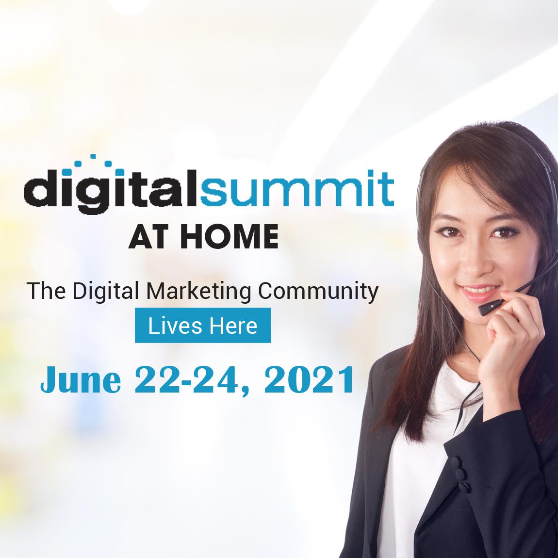 Digital Summit At Home: SMB