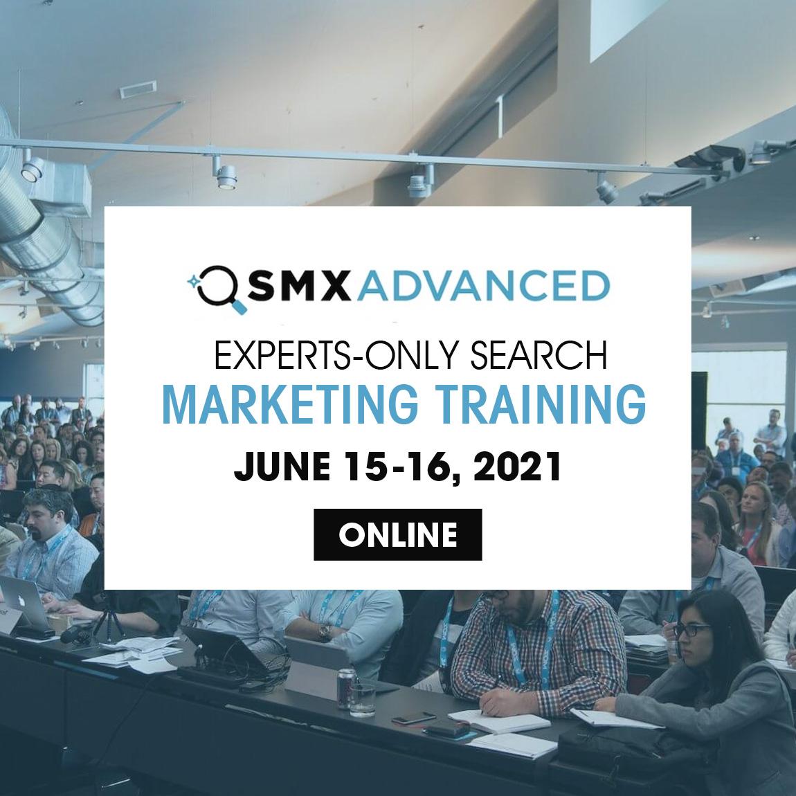 SMX Advanced