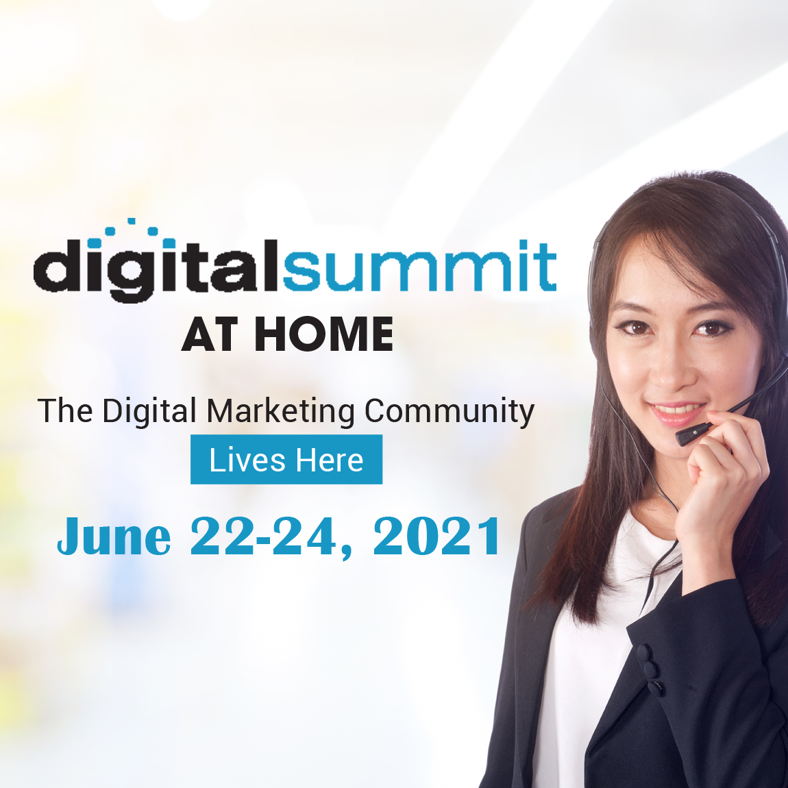 Digital Summit: At Home