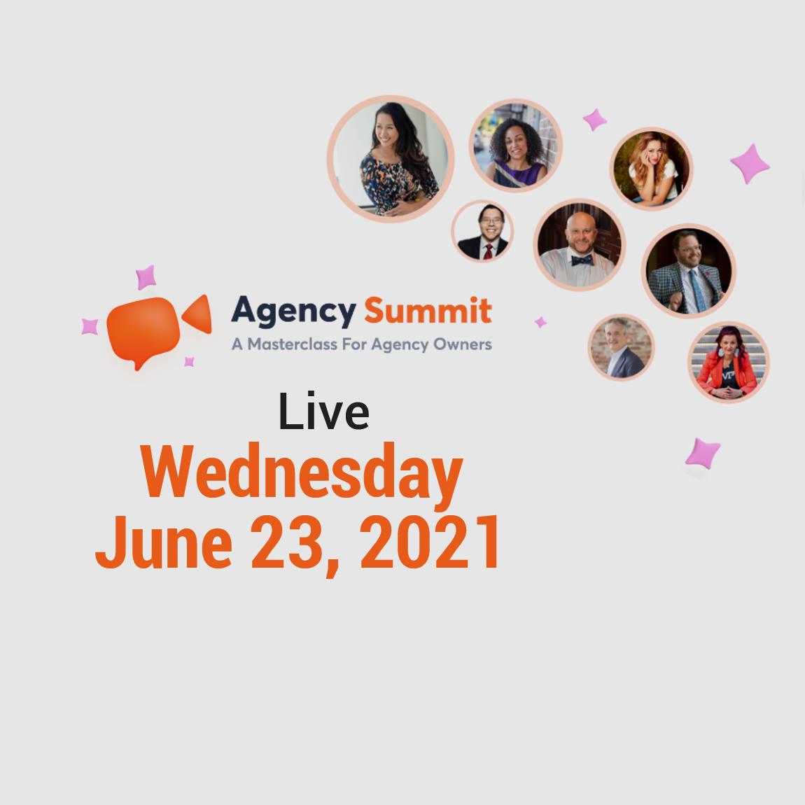 Agency Summit by Agorapulse
