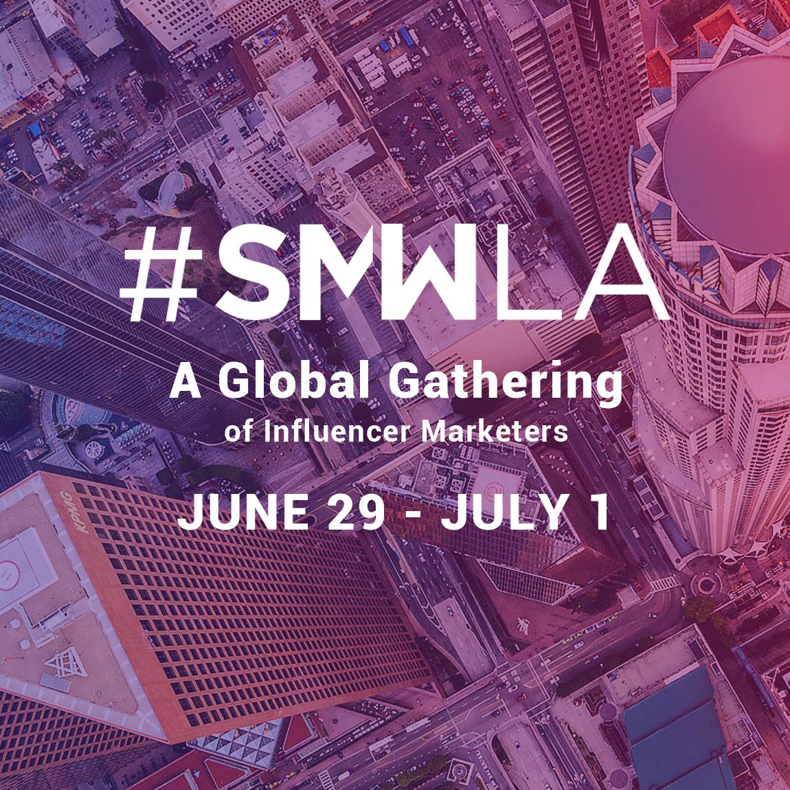 Social Media Week: Los Angeles
