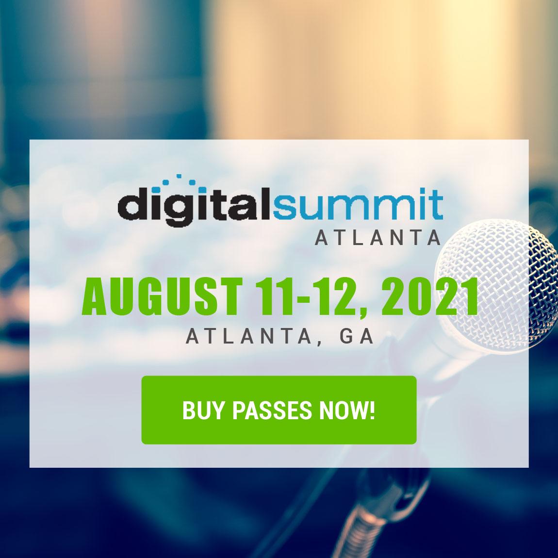 Digital Summit: Atlanta