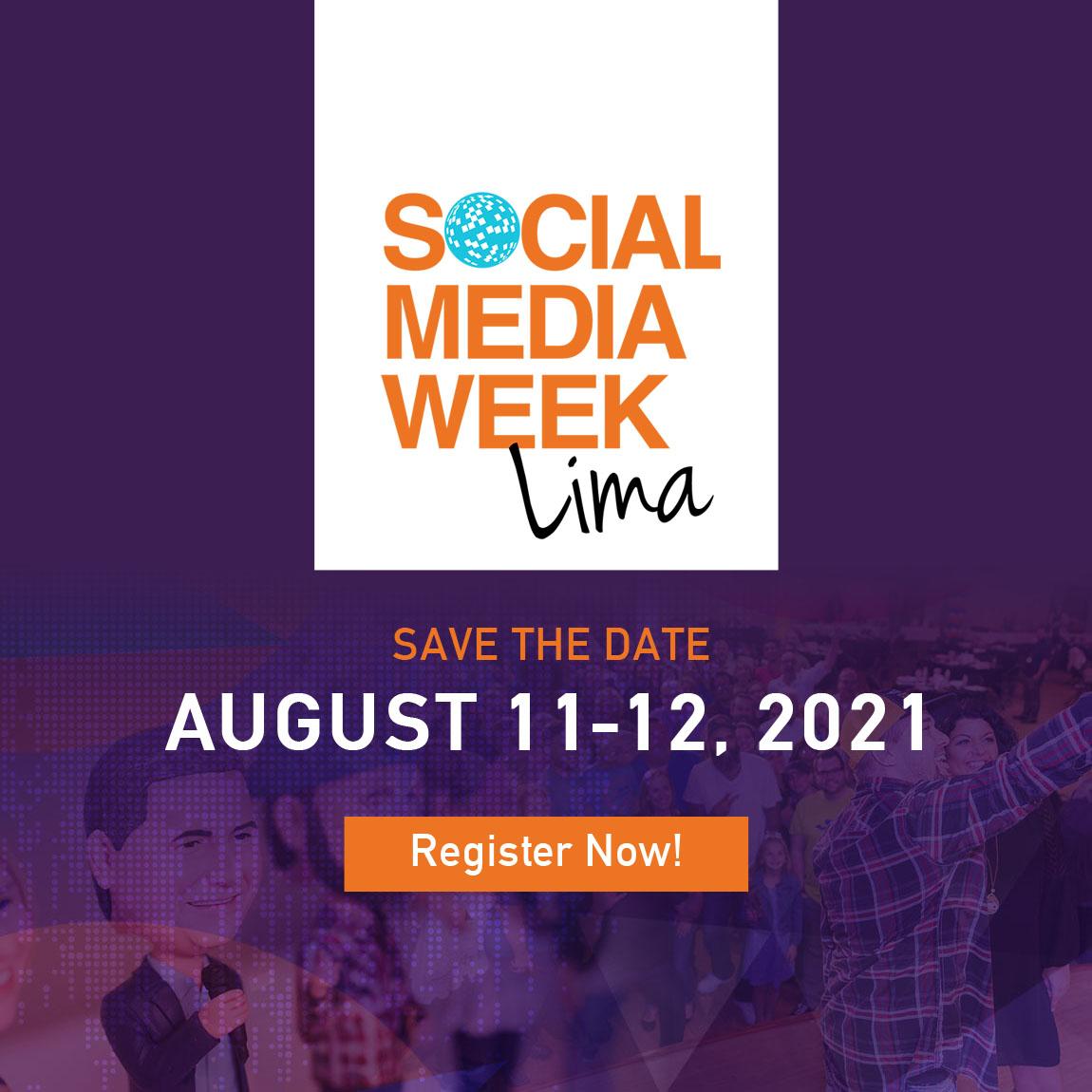 Social Media Week Lima