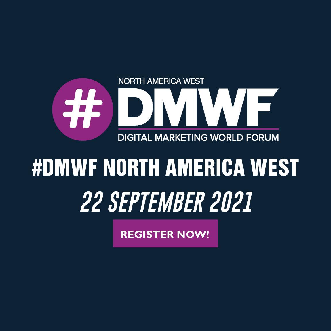 #DMWF North America West
