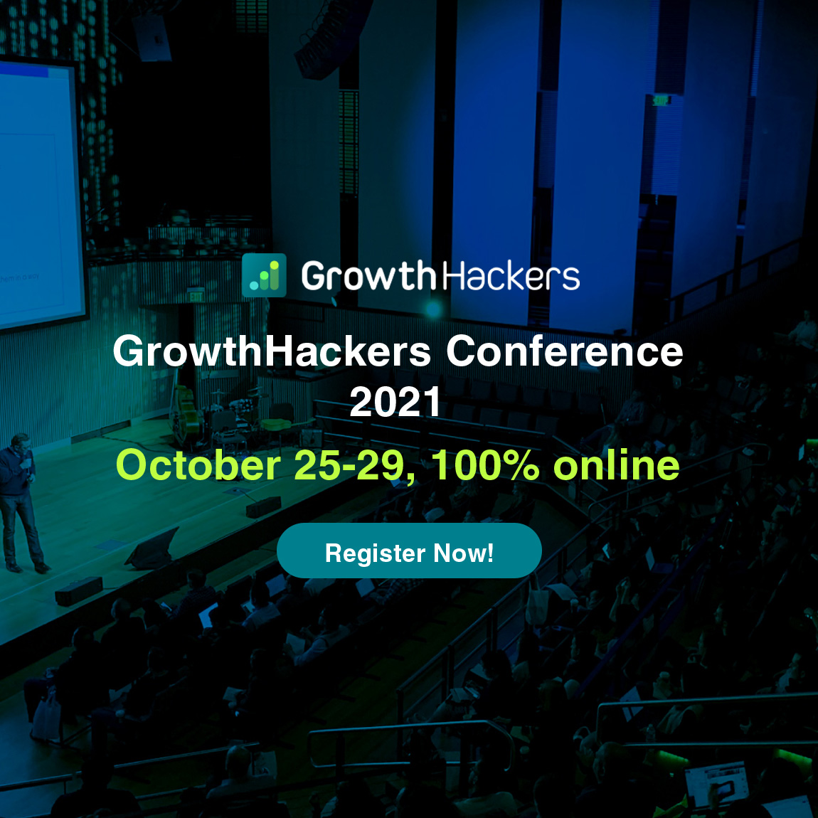 GrowthHackers Conference 2021
