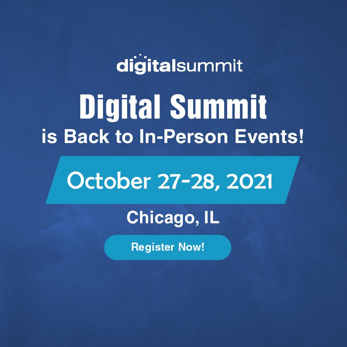 Digital Summit: Chicago