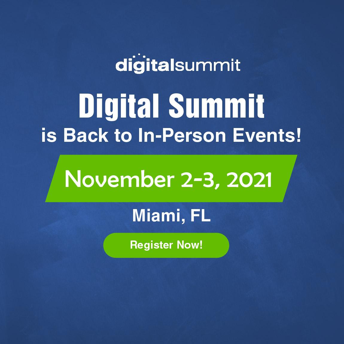 Digital Summit: Miami