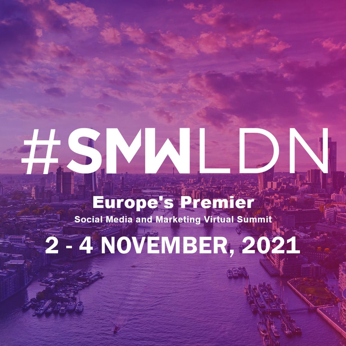 Social Media Week: London