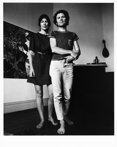 Pat And Gil Hanly 1969