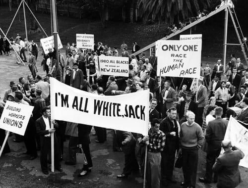 I'm All White Jack' 1960