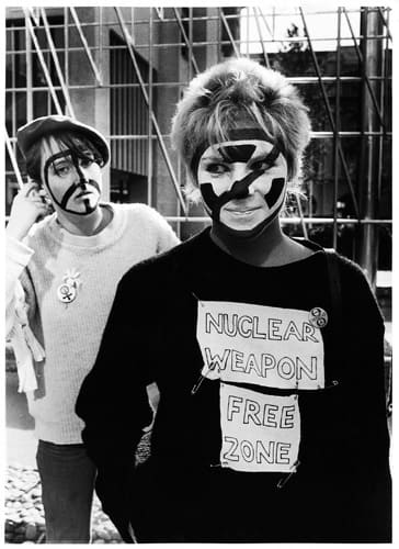 Nuclear Protest 1983