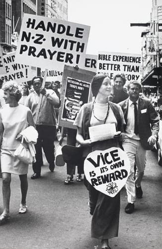 Pentecostal March 'vice Is Its Own Reward' 1972