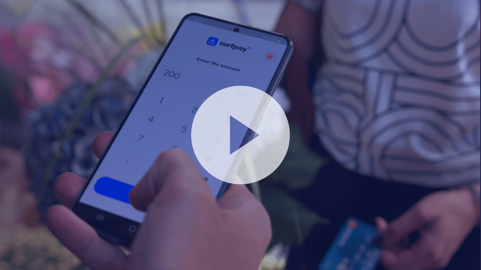 See the Surfpay app in action