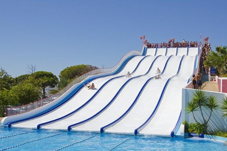 Foam Slides