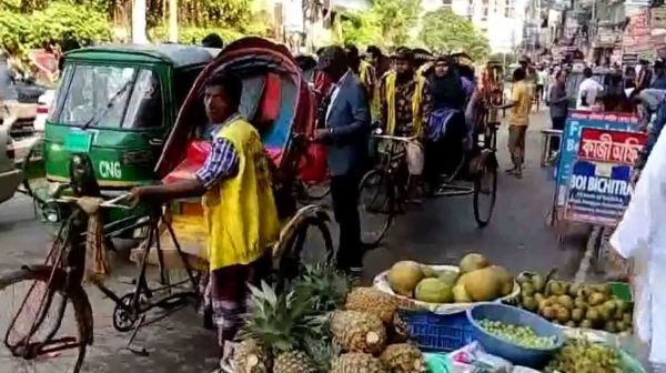 Bangladesh street